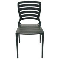 Cadeira Tramontina Preta 92237/009
