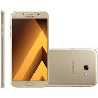 Smartphone Samsung A7 2017 Dourado A720F