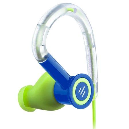 Fone de Ouvido Pulse Azul/Verde PH223