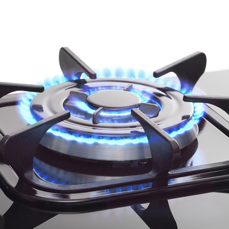 Cooktop 5 Bocas a Gás Mueller G4 Gourmet Tripla Chama