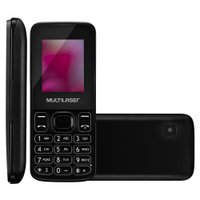 Celular Multilaser New Up, Câmera, Bluetooth, Rádio FM - P9032