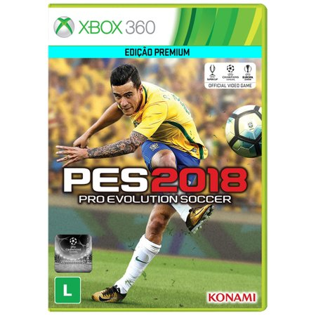 Pro Evolution Soccer 2018 para Xbox 360