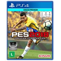 Pro Evolution Soccer 2018 para PS4