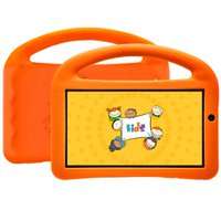Tablet DL Creative Kids, 8GB, Bluetooth, Wi-Fi, com Capa Protetora - TX381BLJ