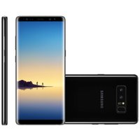 Smartphone Samsung Note 8 Preto
