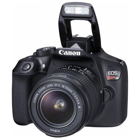 Câmera Canon Rebel T6