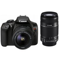 Câmera Canon Rebel T6 Premium