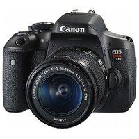 Câmera Canon Rebel T6I