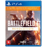 Battlefield 1 Revolution para PS4