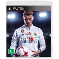 FIFA 2018 para PS3