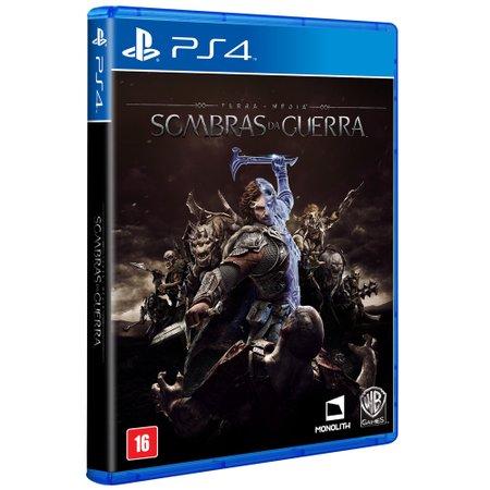Terra-média: Sombras da Guerra para PS4