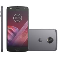 Smartphone Motorola Moto Z2 Play Titânio
