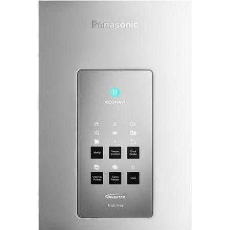 Refrigerador / Geladeira Panasonic 2 Portas 425L BB53PV3W