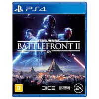 Star Warts Battlefront 2 para PS4