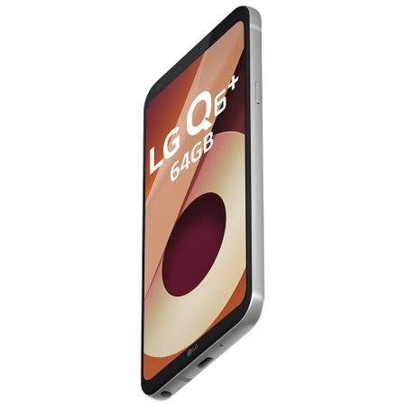 Smartphone LG Q6 Plus, Dual Chip, 64GB, 13MP, Preto - M700TV