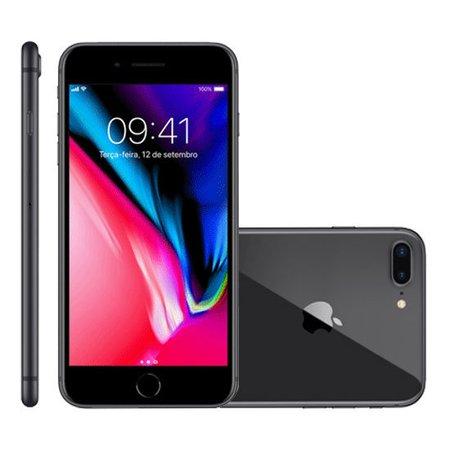 iPhone 8 Plus Apple Cinza Espacial 64GB