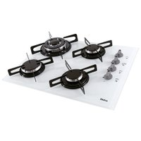 Cooktop 4 Bocas Gas Philco Cook Chef Branco