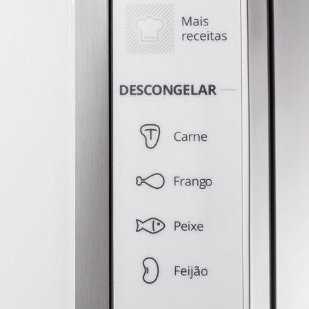 Micro-ondas Brastemp 32 Litros, 900 W, Branco - BMS45CB