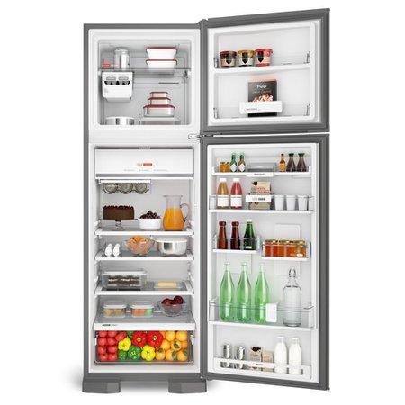 Refrigerador / Geladeira Brastemp Frost Free, 2 Portas, 400L, Evox - BRM54HK