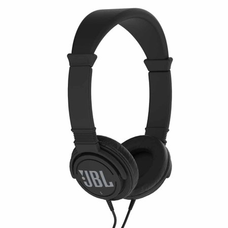 Fone de Ouvido JBL, On Ear, Preto -C300SI
