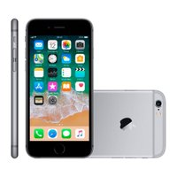 iPhone 6S Apple, 32GB, 12MP, 4G, iOS 11, Cinza Espacial