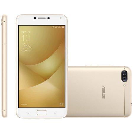 Smartphone Asus ZenFone 4 Max 4G 32GB Dual Dourado
