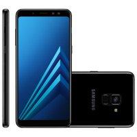 Smartphone Samsung Galaxy A8, Dual Chip, 64GB, 16MP, 4G, Preto – A530F