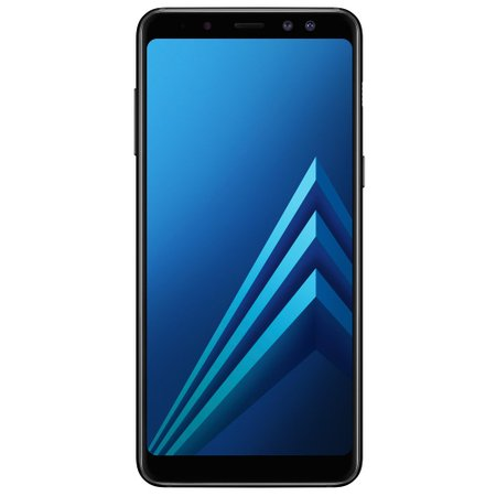 Smartphone Samsung A8 Preto