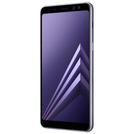 Smartphone Samsung A8 Ametista