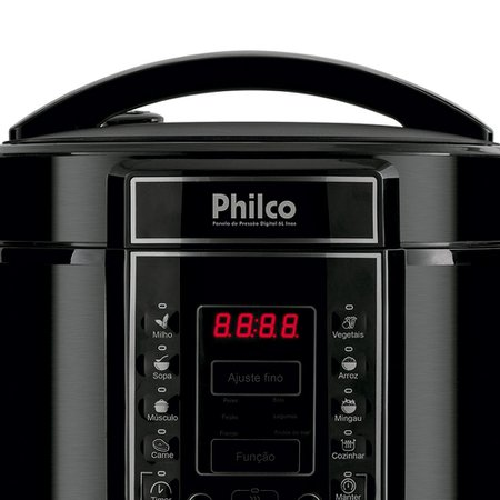 Panela Pressao Digital Philco 6L