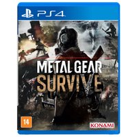 Metal Gear Survive para PS4