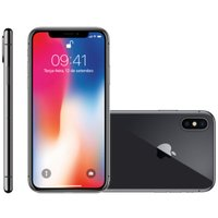 iPhone X Apple Cinza Espacial