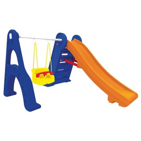 Playground Escorregador com Balanço Xalingo - 0933.2