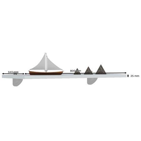 Módulo Prateleira Henn Exclusive - M134