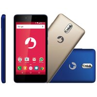Smartphone Positivo Twist, Dual, 8GB, 8MP, 4G, com 2 Capas, Oi - S520