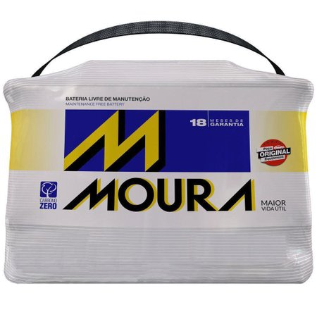 Bateria Moura de 60 Amperes - M60GE