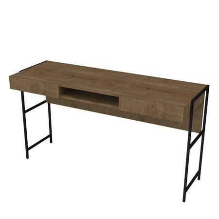 Escrivaninha Artesano Steel, 2 Gavetas - 27800