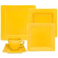 Aparelho Jantar Oxford Nara Yellow