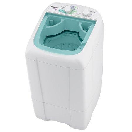 Lavadora de Roupas Automática Mueller Popmatic, 6kg, 6 Programas de Lavagem