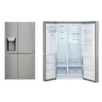 Refrigerador / Geladeira LG Side By Side New Lancaster, 601L - GS65SDN