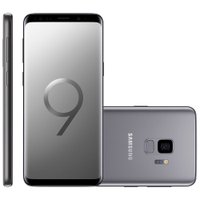Smartphone Samsung Galaxy S9, Dual Chip, 128GB, 12MP, 4G, Cinza - G9600