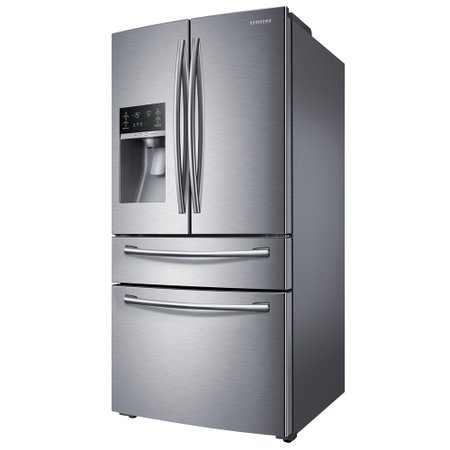 Refrigerador / Geladeira Samsung French Door, Frost Free, 606L - RF28HME