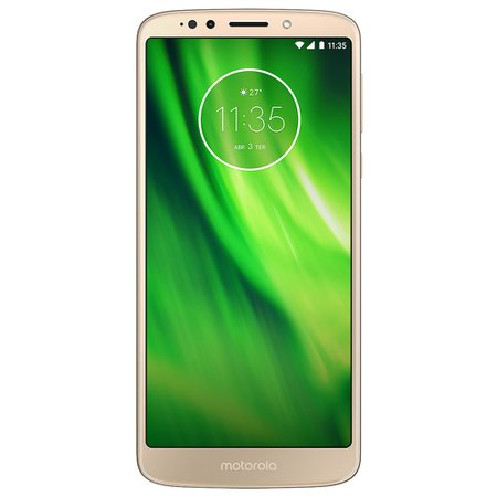 Smartphone Motorola Moto G6 Play Ouro