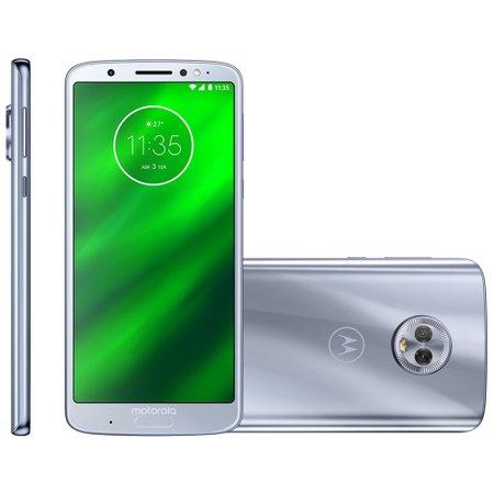 Smartphone Motorola Moto G6 Plus Topazio