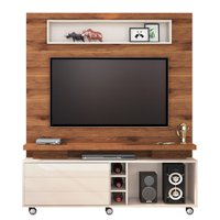 Estante Home Theater DJ Moveis Quebec, 1 Porta