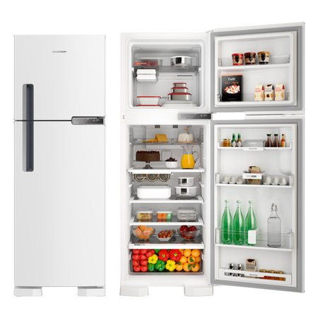 Refrigerador / Geladeira Brastemp Frost Free, 2 Portas, 375 Litros - BRM44HB