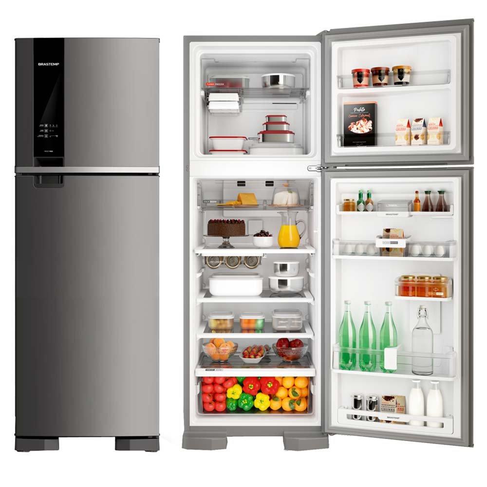 9dbd12cf3 Refrigerador   Geladeira Brastemp Frost Free