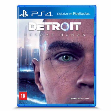 Detroit Become Human pra PS4