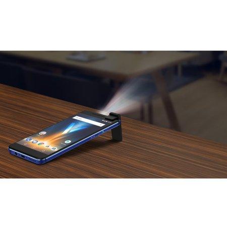 Smartphone Quantum V, 64GB, 13MP, 4G Dual Chip, Azul - QX2
