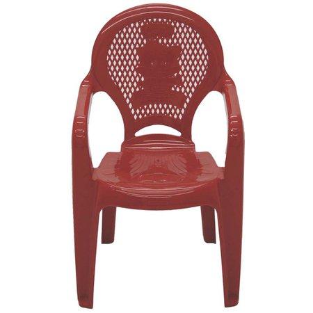 Cadeira Tramontina Kids Catty, Vermelha - 92264/040